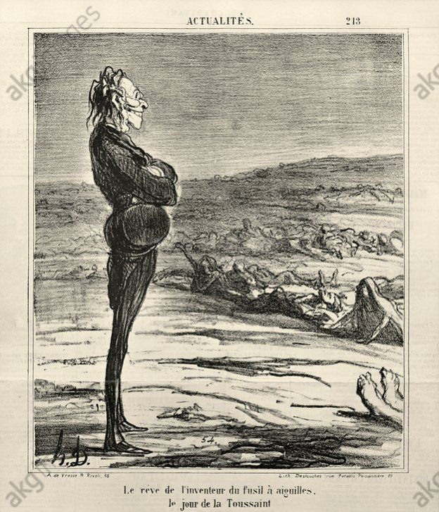 Daumier Zündnadelgewehr
